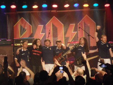 DD8 Music presents Bon Fest 2013: B/O/N The AC/DC Show