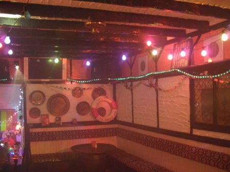 Stevie's festoon & scanner install: Salty Dog does Dundee Dance Event