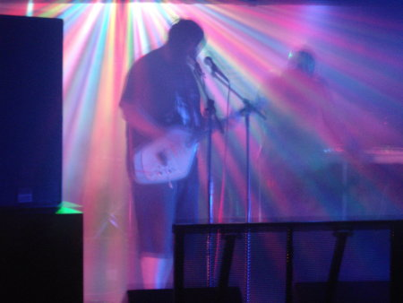The Bucky Rage live at Beat Generator in all their God-like lighting glory…