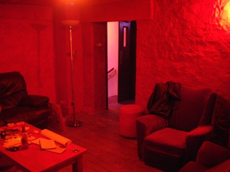 Balcony Bar Dundee Chill Room After