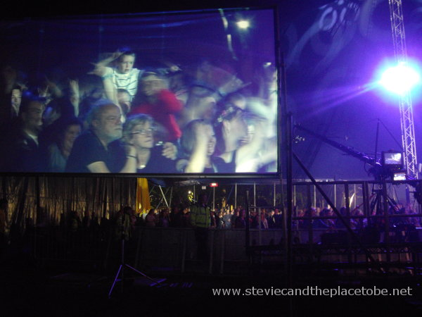 HebCelt Fest 2014: Connecting and operating the cameras, KeyNotes and video feeds