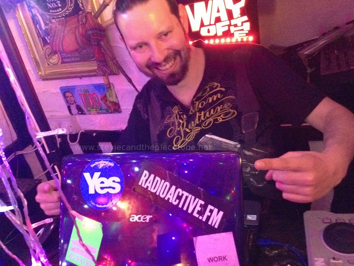 DJ Forge playing The Salty Dog Dundee