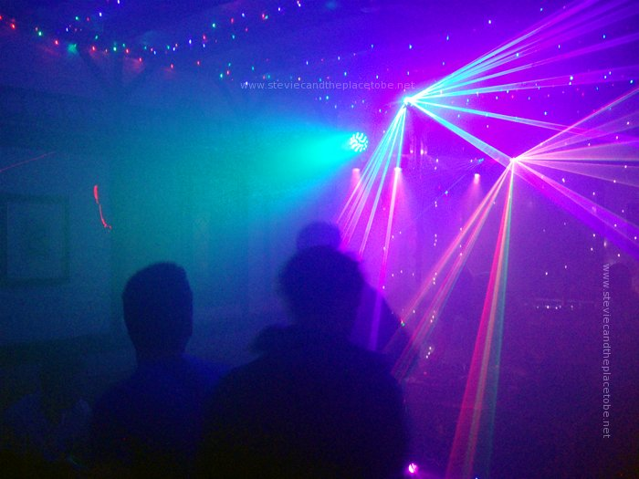 Dundee Dance Event 2015 Hosted by The Salty Dog Dundee and DJ Ross McGillivray. Sound & Lights by Stevie C. More lasers and haze at the rave.
