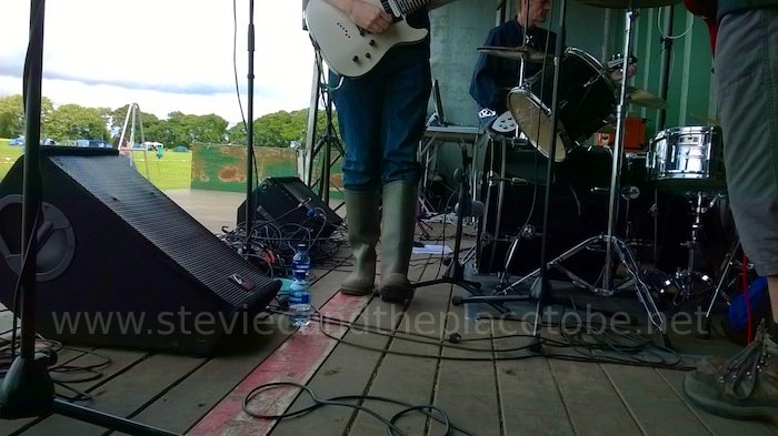 Cancer Research UK (CRUK) Relay for Life 2015 Kirriemuir Show Field with DD8 Music