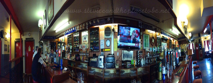 Interior of Lewis Bar Stornoway Panoramic pub photo