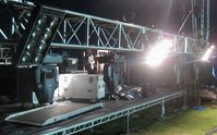 Heb Celt Fest Lighting Truss