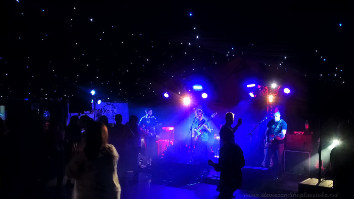 Balmakewan Beer Fest 2017. Lighting & PA Hire by audiowave.co.uk