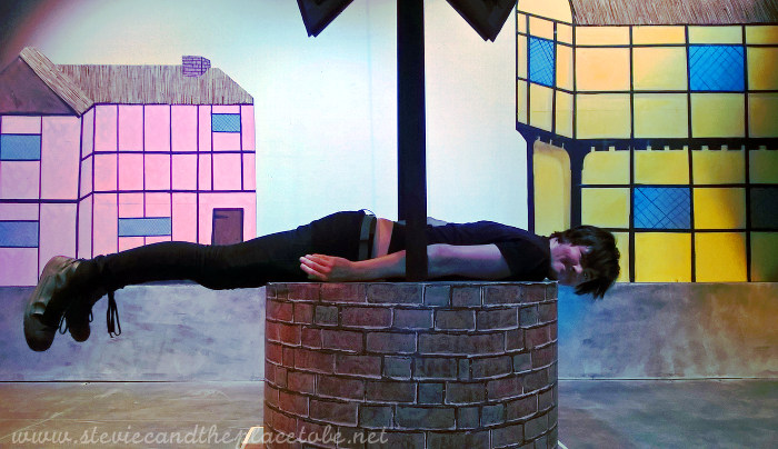 PantoPlanking at the Webster Theatre Arbroath