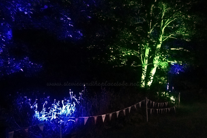 AudioWave and Stevie C provided LED stage & decorative lighting for Music At The Mill - an annual live music event held at Barry Mill in Carnoustie