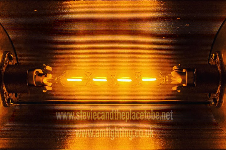 PAT Testing conventional theatrical tungsten/halogen lighting