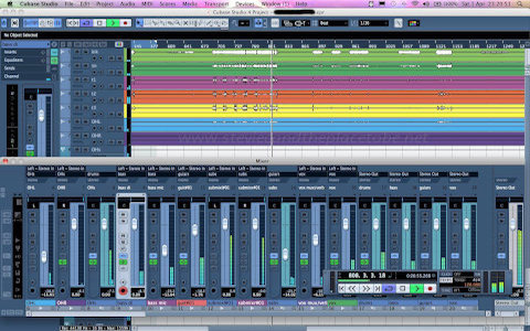 live recording and DAW music mixing production services for bands and performers