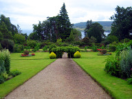 Brodick Castle grounds